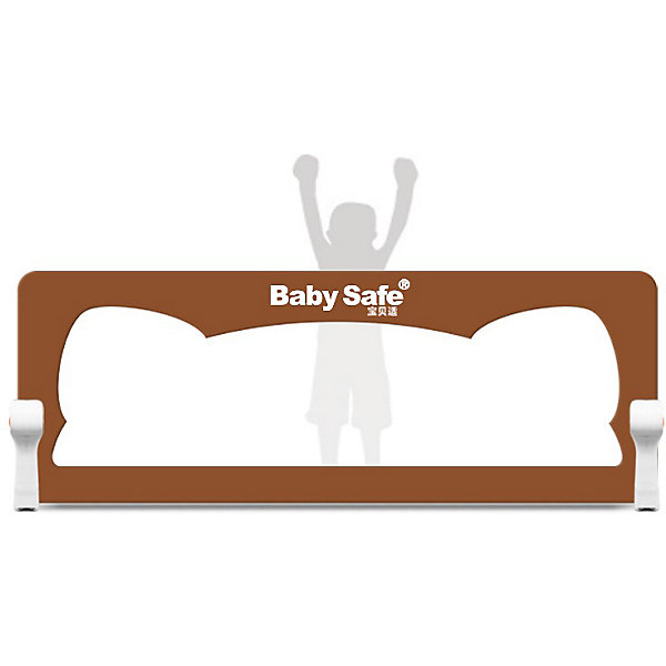 Baby Safe Барьер для кроватки BABY SAFE УШКИ 180х66 . baby safe барьер для кроватки baby safe 180х66 см бежевый