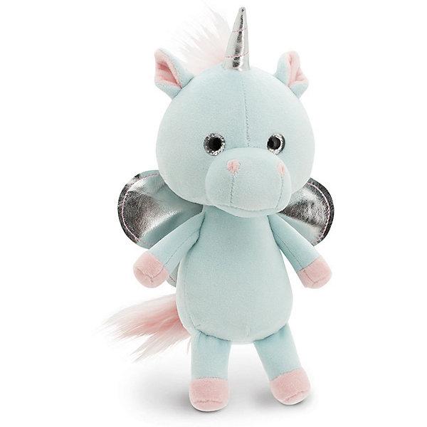 Купить Мягкая игрушка Orange Mini Twini Единорожек, 20 см, Россия, мятный, Унисекс