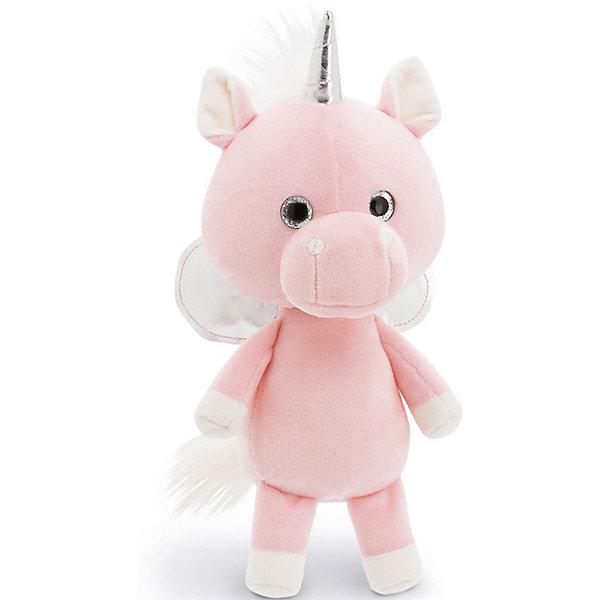 Купить Мягкая игрушка Orange Mini Twini Единорожек, 20 см, Россия, розовый, Унисекс
