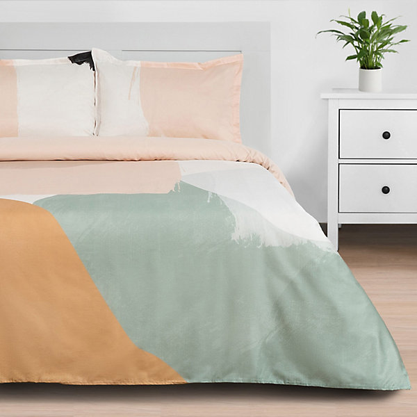 цена Этель Комплект постельного белья Этель Meadows, евро онлайн в 2017 году