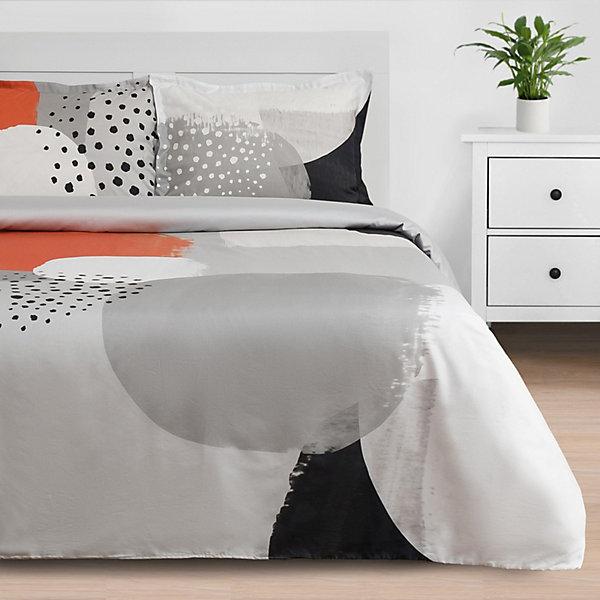 Этель Комплект постельного белья Этель Moonlight, евро комплект постельного белья самойловский текстиль евро хлопок наволочки 50х70