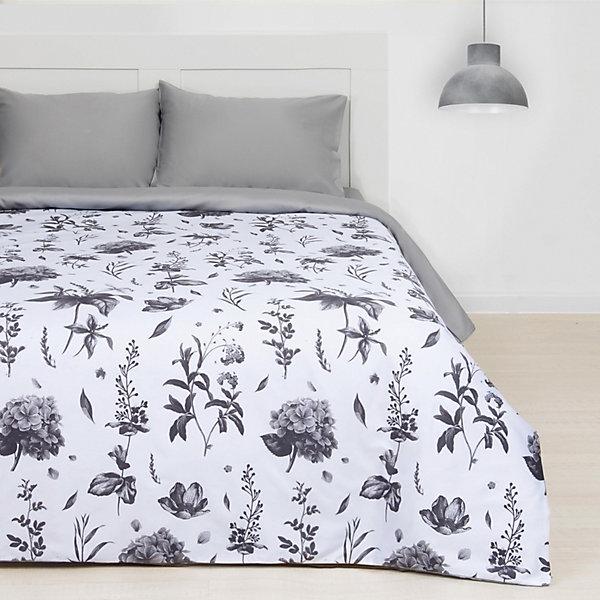 Этель Комплект постельного белья Этель Гармония, евро комплект постельного белья самойловский текстиль евро хлопок наволочки 50х70