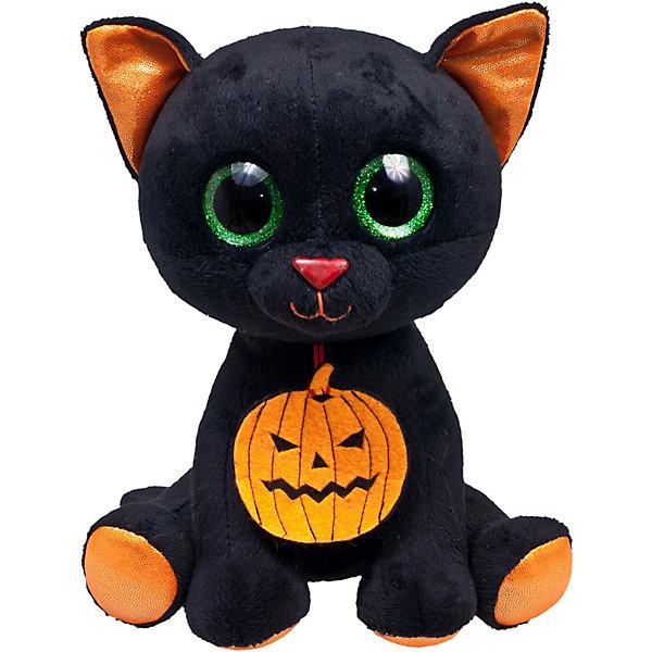 """Мягкая игрушка Fancy """"Котенок Хэлли"""" оранжевый/черный  15937310"""