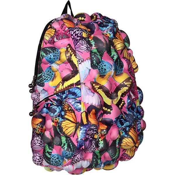 MadPax Рюкзак MadPax Bubble Full Butterfly, 46х36х20 см madpax рюкзак rex full цвет dinosour lime лайм