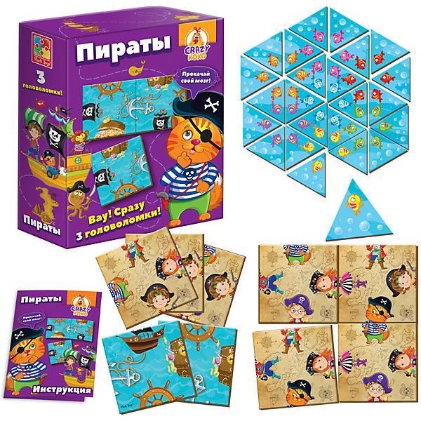 Купить Головоломка Vladi Toys Пираты, Украина, Унисекс