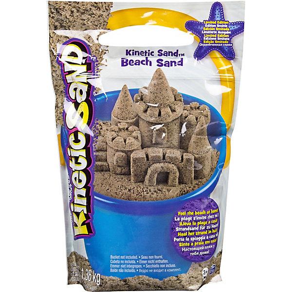цена на Kinetic sand Набор для лепки Kinetic Sand Пляжный песок