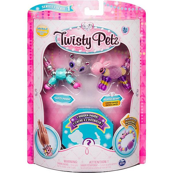 Фигурки-трансформеры Twisty Petz, 3 шт