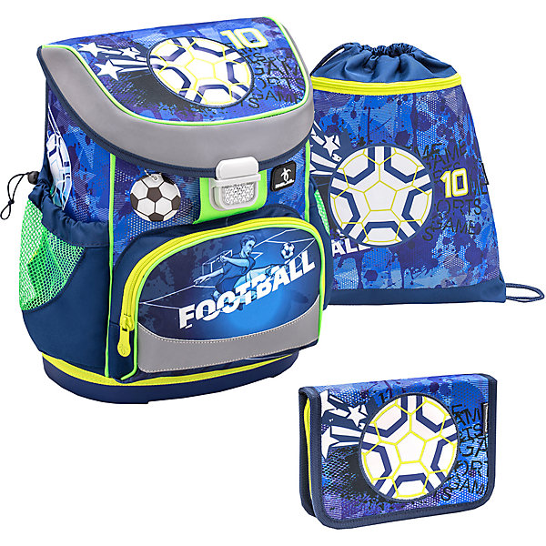 Фото - Belmil Ранец Belmil Mini-Fit Soccer Sport, с наполнением belmil ранец mini fit dream