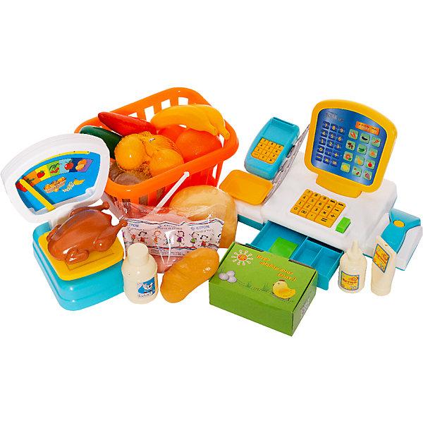Стром Игровой набор «Продуктовый магазин» магазин abtoys чудо чемоданчик на колесиках продуктовый магазин pt 01272