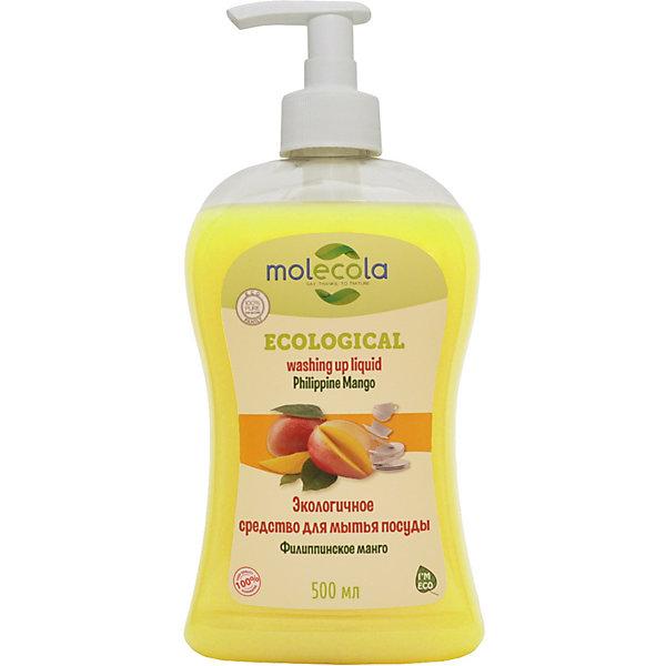 Средство для мытья посуды Molecola Филиппинское манго,