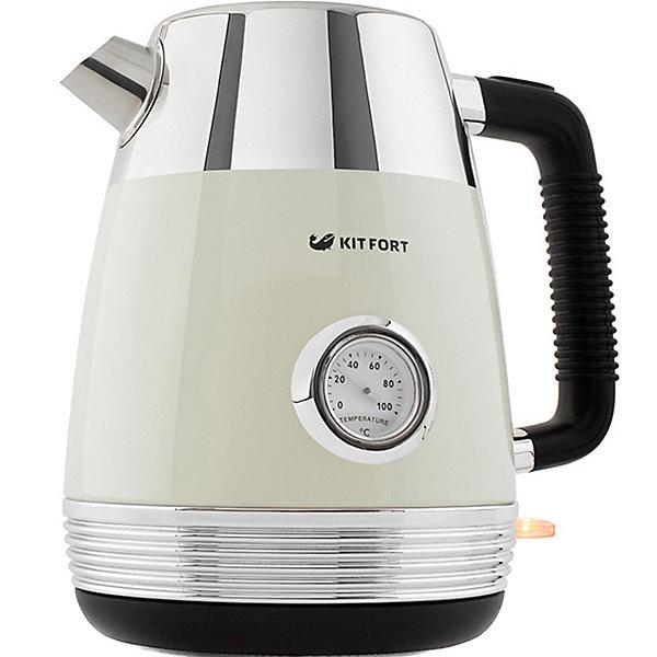 Купить Чайник КТ-633-3 бежевый, GEOX, Китай, Унисекс