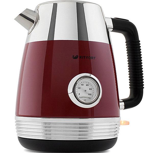 Купить Чайник КТ-633-2 красный, GEOX, Китай, Унисекс