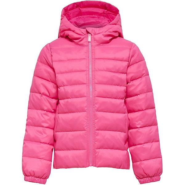 Купить Демисезонная куртка Kids Only, Китай, розовый, 152, 122, 116, 146, 128, 158, 164, 134, 140, Женский