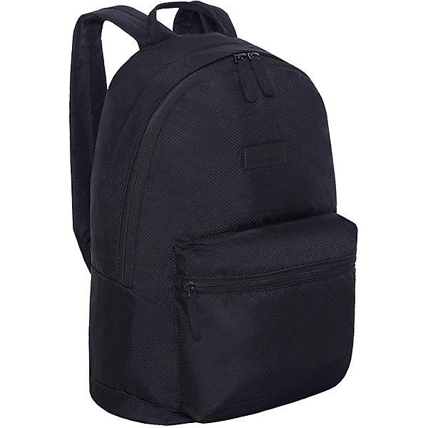 Купить RQ-007-8 Рюкзак /1 черный, Grizzly, Китай, Мужской