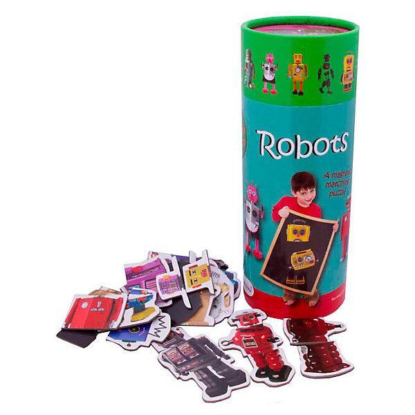 Купить Магнитная игра The Purple Cow Роботы, Китай, Унисекс