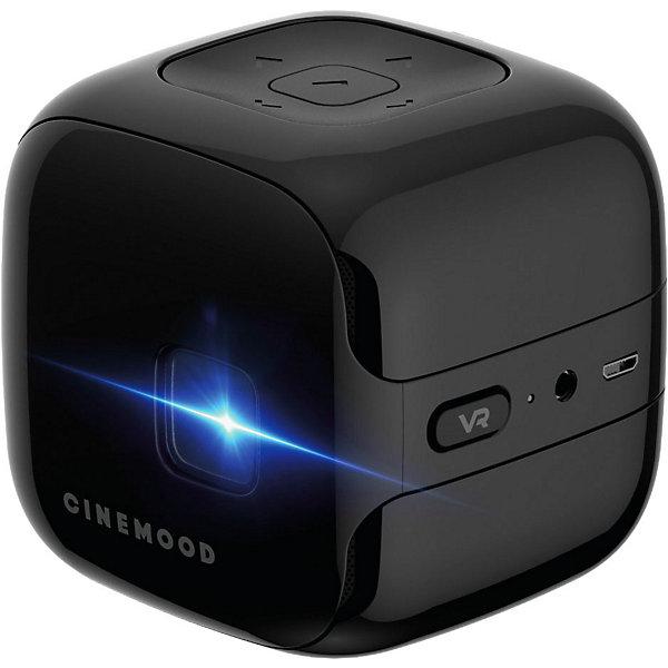 Фото - Cinemood Портативный проектор Cinemood Кубик с подпиской на 1 месяц рахат лукум тимоша лакомка кубик 250г