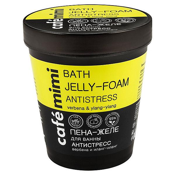 Купить Пена-желе для ванны Cafemimi Антистресс , 220 мл, Россия, Унисекс