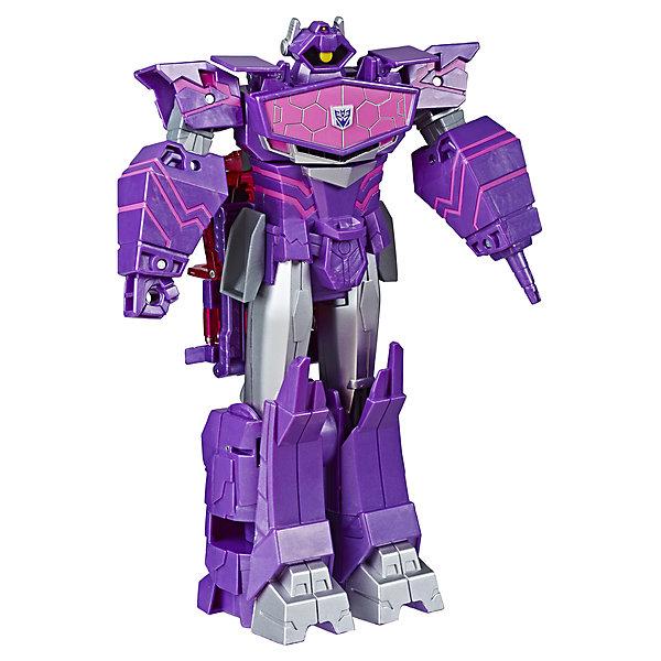Купить Трансформеры Transformers Кибервселенная Класс Алтимейт Шоквейв, 30 см, Hasbro, Вьетнам, разноцветный, Мужской