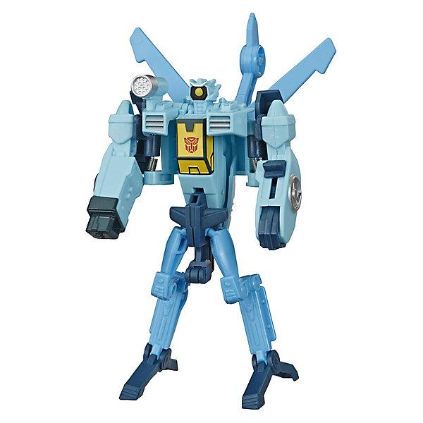Hasbro Трансформеры Transformers Кибервселенная Уанстеп Вирл