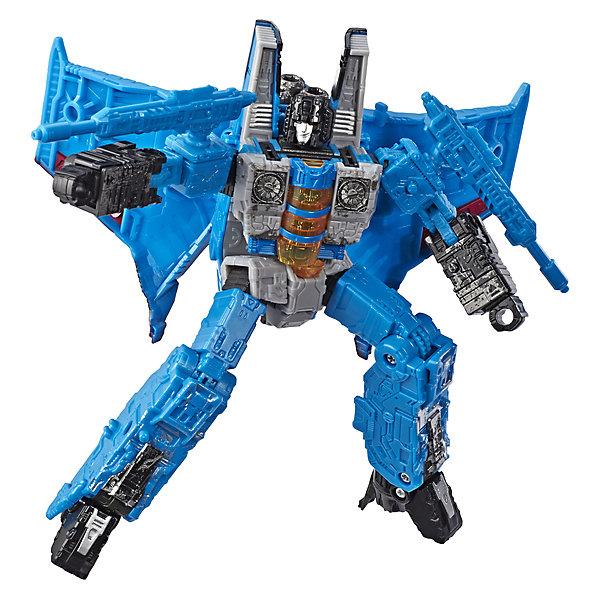 Купить Трансформеры Transformers Класс вояджеры Тандеркрэкер, 17, 9 см, Hasbro, Вьетнам, разноцветный, Мужской