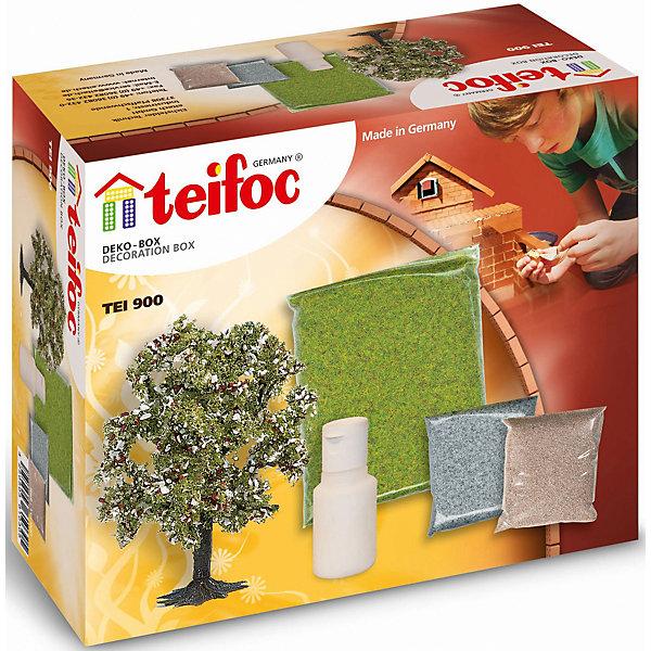 Купить Декоративное дополнение (дерево, газон, гравий, земля), teifoc, Германия, Мужской