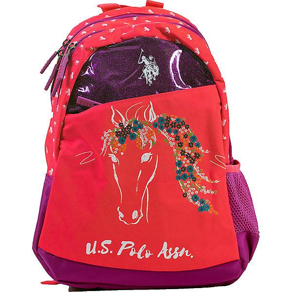 U.S. POLO ASSN. Рюкзак U.S. Polo Assn, 27х13х39 см