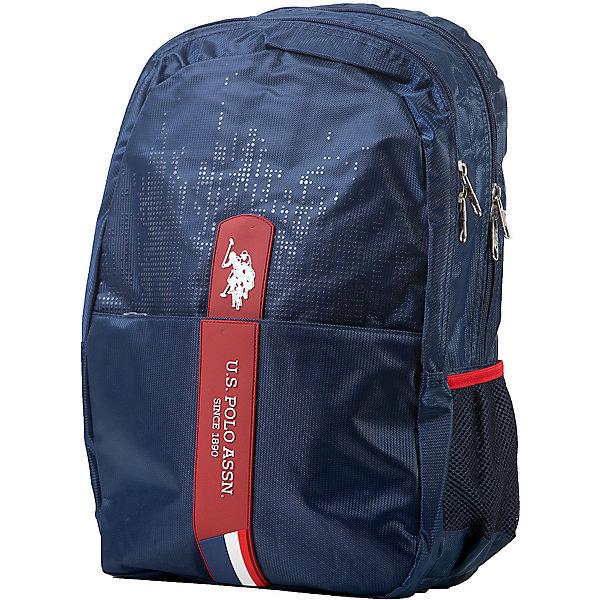 U.S. POLO ASSN. Рюкзак U.S. Polo Assn, 30х17х45 см