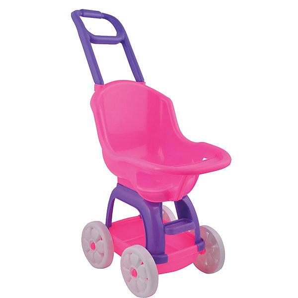 Terides Прогулочная коляска для куклы Terides, 53 см коляска детская geobi joy прогулочная