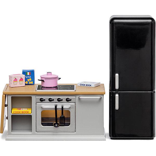 Набор мебели для домика Lundby Кухонный остров