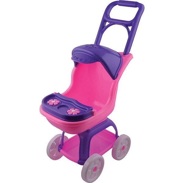 Terides Прогулочная коляска для куклы Terides, 70 см коляска детская geobi joy прогулочная