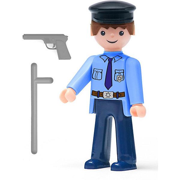 Efko Игровая фигурка Efko Полицейский, 8 см, с аксессуарами efko игровая фигурка efko пожарный 8 см с аксессуарами