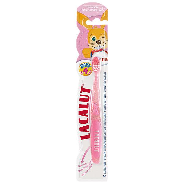 Зубная щетка Lacalut Baby до 4-х лет