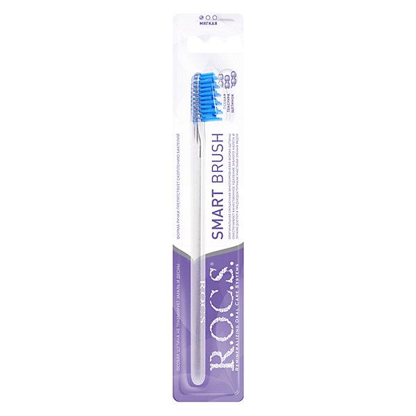 Купить Зубная щётка R.O.C.S. Модельная мягкая, Россия, Унисекс