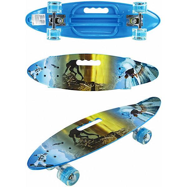 Купить Скейт Navigator, Китай, atlantikblau, Унисекс