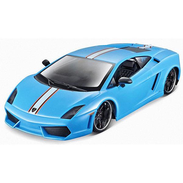 Купить Машинка Maisto Lamborghini Gallardo LP 560-4 Design Exotics, 1:24, Китай, разноцветный, Мужской