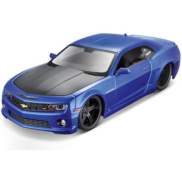 Купить Машинка Maisto Chevrolet Camaro SS RS Design Modern Muscle, 1:24, Китай, разноцветный, Мужской