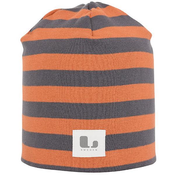 Купить Шапка Lindberg, Швеция, оранжевый, 48-52, 56-60, 52-56, Унисекс