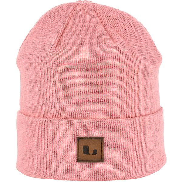 Купить Шапка Lindberg, Китай, блекло-розовый, 52-56, 56-60, Унисекс