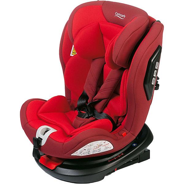 Автокресло Comsafe UniGuard до 36 кг, красное Baby Hit 16095564