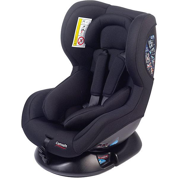 Автокресло Comsafe StartGuard до 18 кг, чёрное Baby Hit черного цвета