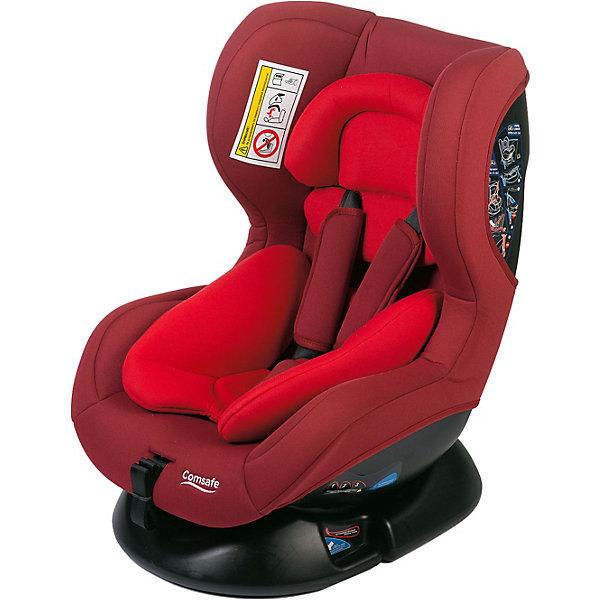 Автокресло Comsafe StartGuard до 18 кг, красное Baby Hit 16095625
