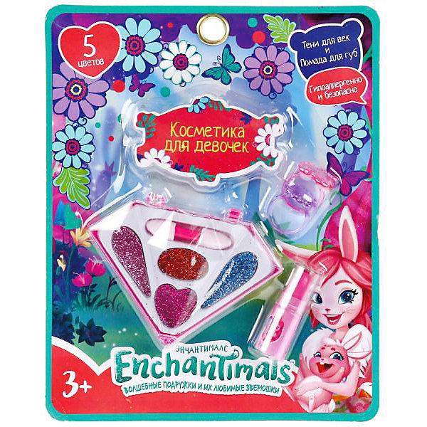 Милая Леди Набор косметики для девочек Милая Леди Enchantimals