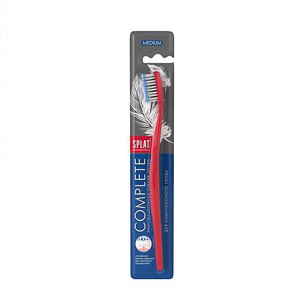 Зубная щетка Splat Professional Комплит, средняя