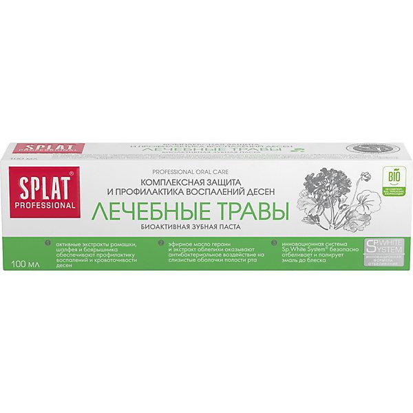 Зубная паста Splat Professional Лечебные травы,