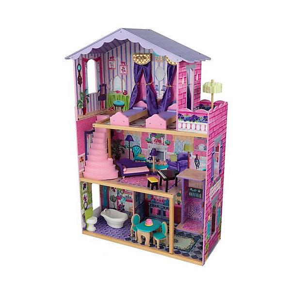 Домик для кукол Барби KidKraft
