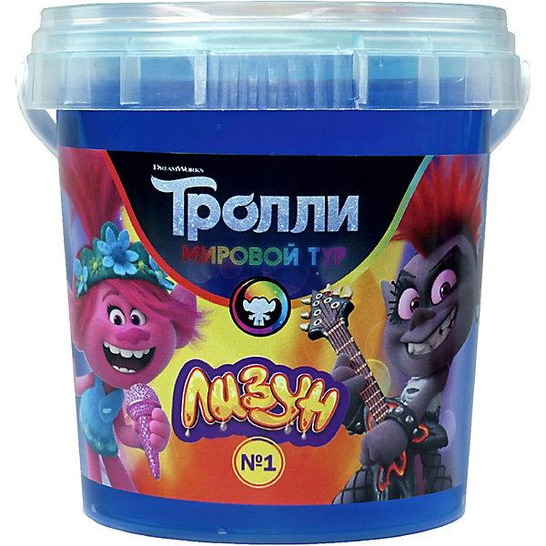 Купить Лизун Master IQ2 Тролли, 150 гр, Россия, синий, Унисекс