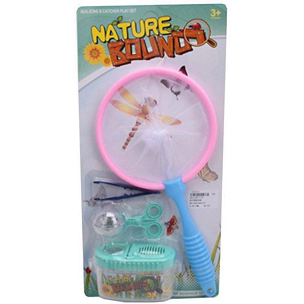Купить Набор биолога Наша Игрушка, 4 предмета, Китай, Унисекс