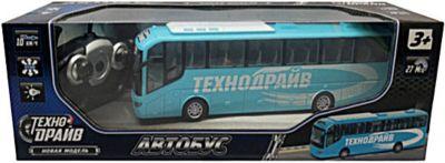 Технодрайв Радиоуправляемый автобус Технодрайв
