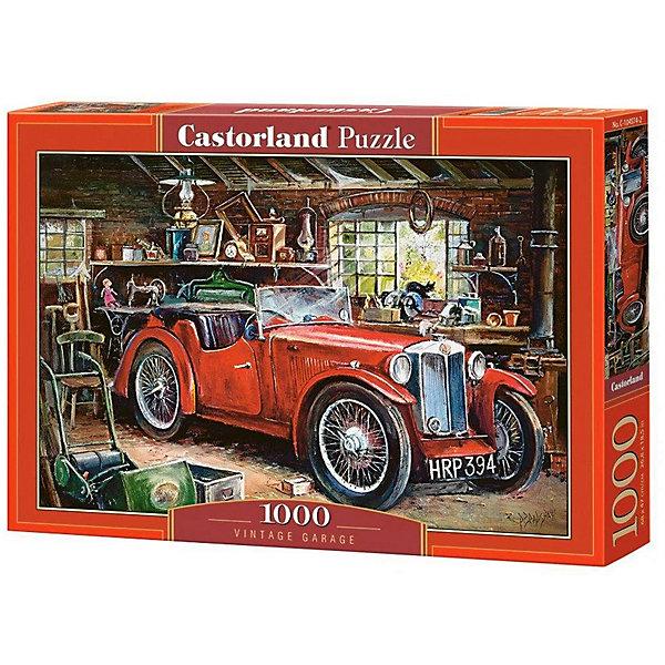 Купить Пазл Castorland Старинный гараж, 1000 элементов, Польша, Унисекс
