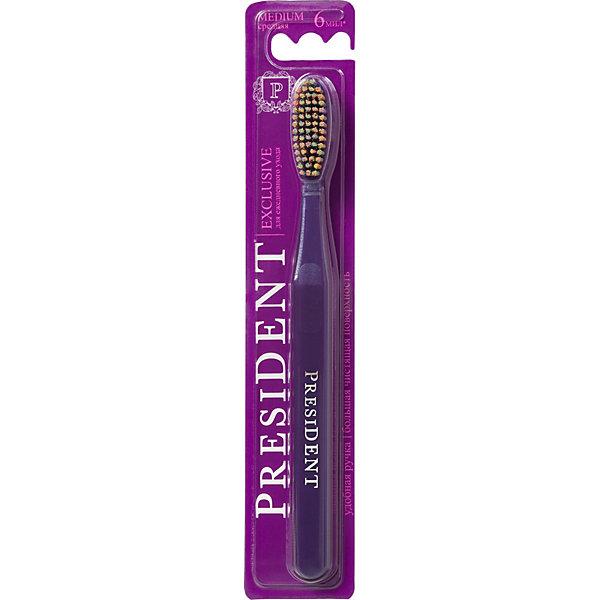 Зубная щетка President Exclusive